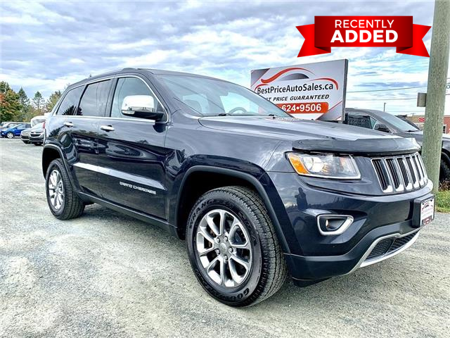 2014 Jeep Grand Cherokee Limited (Stk: A3463) in Miramichi - Image 1 of 30