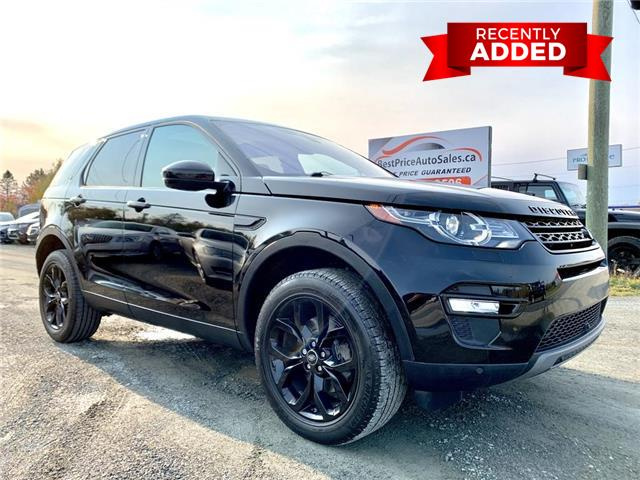 2017 Land Rover Discovery Sport HSE (Stk: A3459) in Miramichi - Image 1 of 30