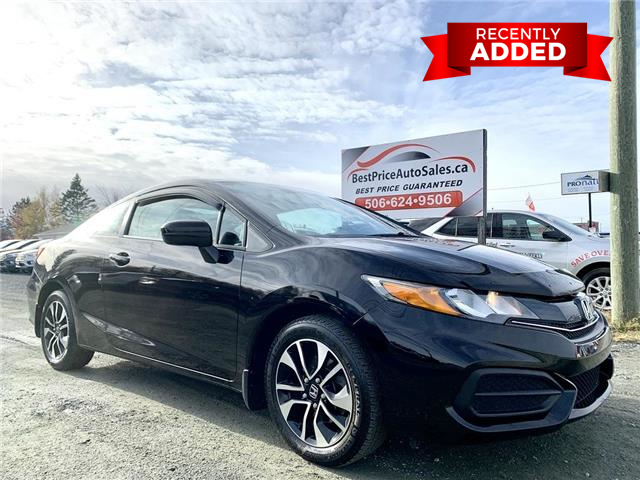 2014 Honda Civic LX (Stk: A3494) in Miramichi - Image 1 of 24