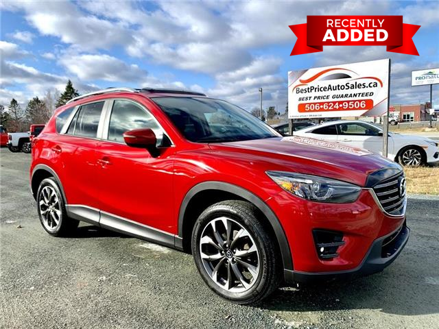 2016 Mazda CX-5 GT (Stk: A3452) in Miramichi - Image 1 of 30
