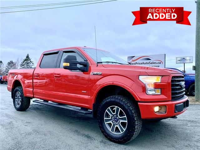 2015 Ford F-150  (Stk: A3489) in Miramichi - Image 1 of 30