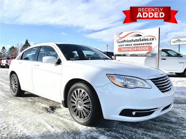 2013 Chrysler 200 Touring (Stk: A3505) in Miramichi - Image 1 of 25