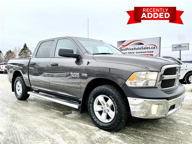 2018 RAM 1500 ST (Stk: A3485) in Miramichi - Image 1 of 29