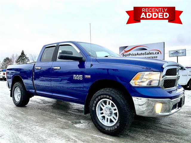 2014 RAM 1500 SLT (Stk: A3468) in Miramichi - Image 1 of 30