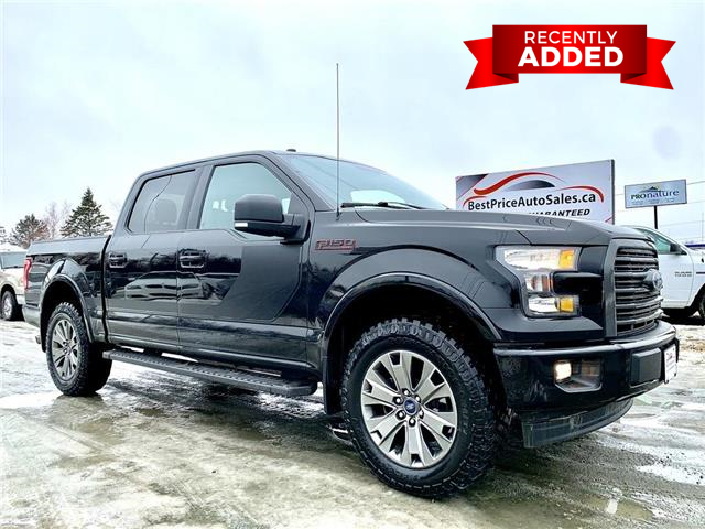 2017 Ford F-150  (Stk: A3519) in Miramichi - Image 1 of 30