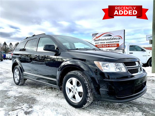 2017 Dodge Journey CVP/SE (Stk: A3528) in Miramichi - Image 1 of 28