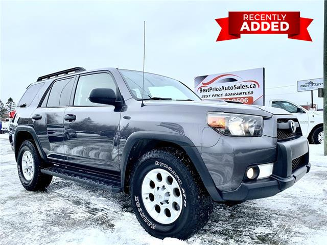 2013 Toyota 4Runner SR5 V6 (Stk: A3518) in Miramichi - Image 1 of 30