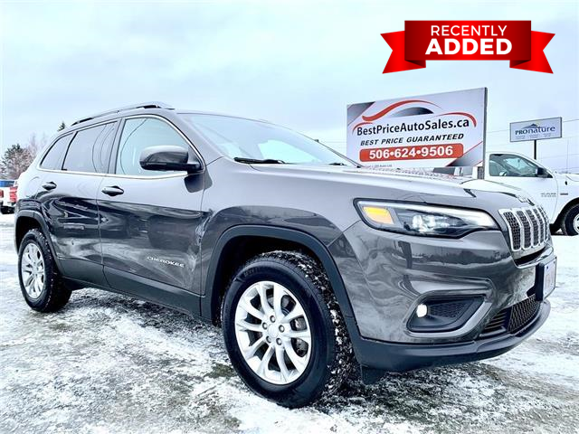 2019 Jeep Cherokee North (Stk: A3534) in Miramichi - Image 1 of 30