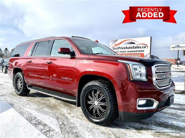 2016 GMC Yukon XL SLT (Stk: A3515) in Miramichi - Image 1 of 30