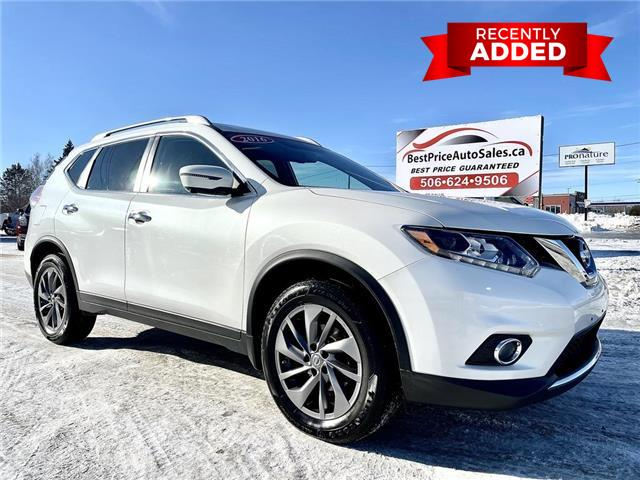 2016 Nissan Rogue  (Stk: A3540) in Miramichi - Image 1 of 30