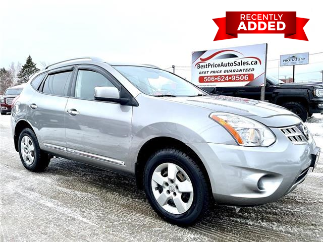 2013 Nissan Rogue  (Stk: A3506) in Miramichi - Image 1 of 22