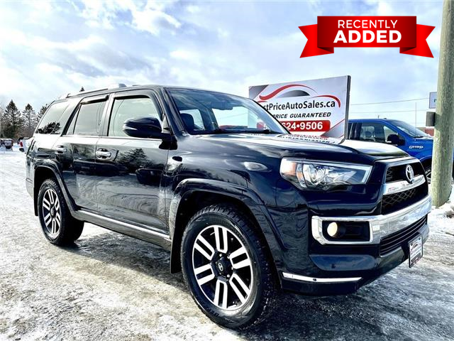 2017 Toyota 4Runner SR5 (Stk: A3464) in Miramichi - Image 1 of 30