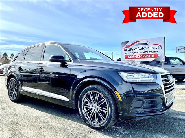 2017 Audi Q7  (Stk: A3444) in Miramichi - Image 1 of 30