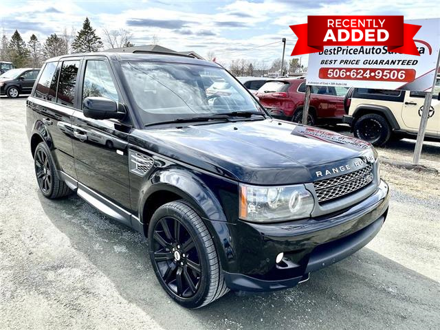 2010 Land Rover Range Rover Sport Supercharged (Stk: A3572) in Miramichi - Image 1 of 30
