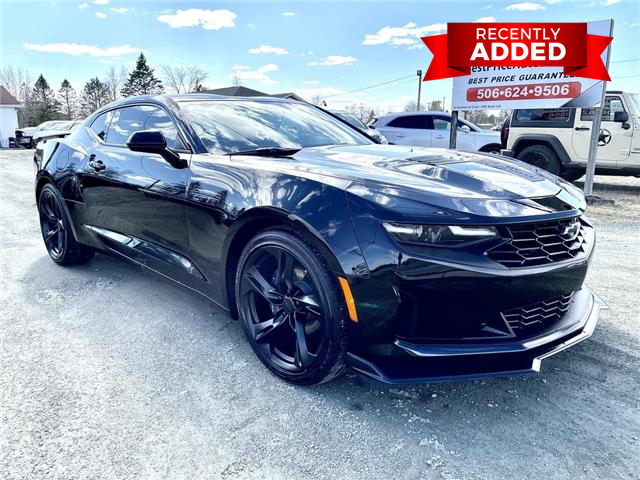 2020 Chevrolet Camaro  (Stk: A3594) in Miramichi - Image 1 of 29