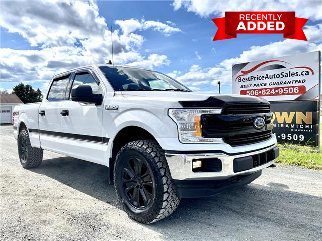 2019 Ford F-150  (Stk: A3720) in Miramichi - Image 1 of 30