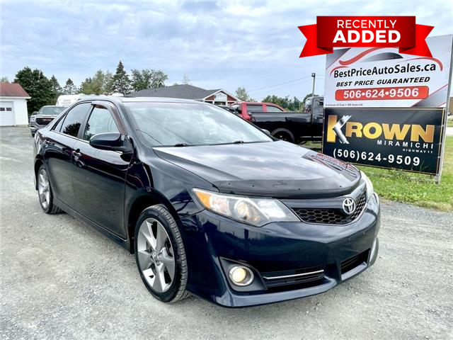 2012 Toyota Camry  (Stk: A3711) in Miramichi - Image 1 of 30