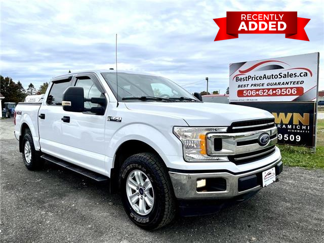 2018 Ford F-150  (Stk: A3736) in Miramichi - Image 1 of 30