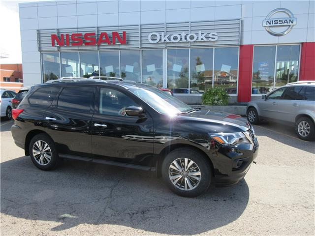 2018 Nissan Pathfinder SV Tech (Stk: 205) in Okotoks - Image 1 of 27