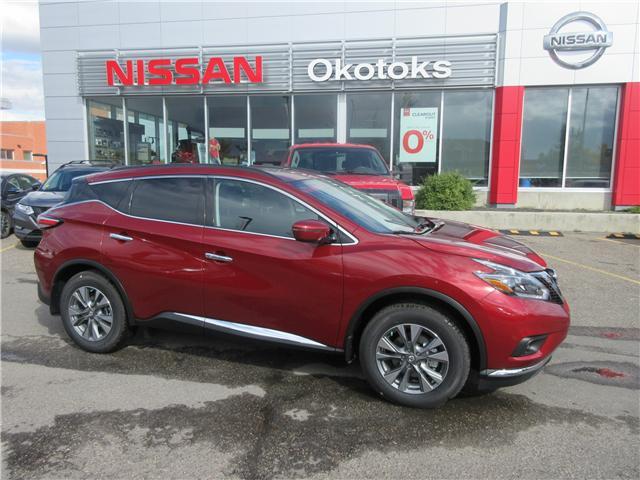 2018 Nissan Murano SV (Stk: 7738) in Okotoks - Image 1 of 25