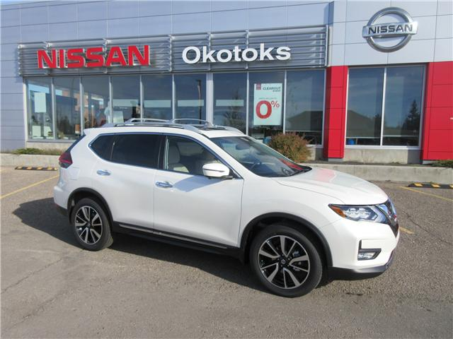 2019 Nissan Rogue SL (Stk: 7901) in Okotoks - Image 1 of 25