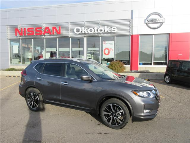 2019 Nissan Rogue SL (Stk: 7900) in Okotoks - Image 1 of 22