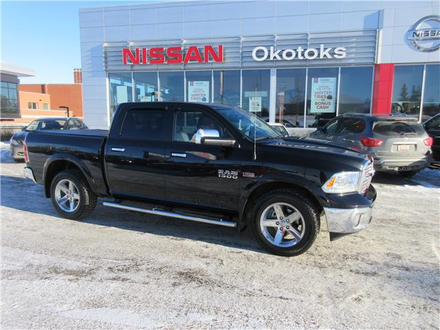 2016 RAM 1500 Laramie (Stk: 8189) in Okotoks - Image 1 of 33