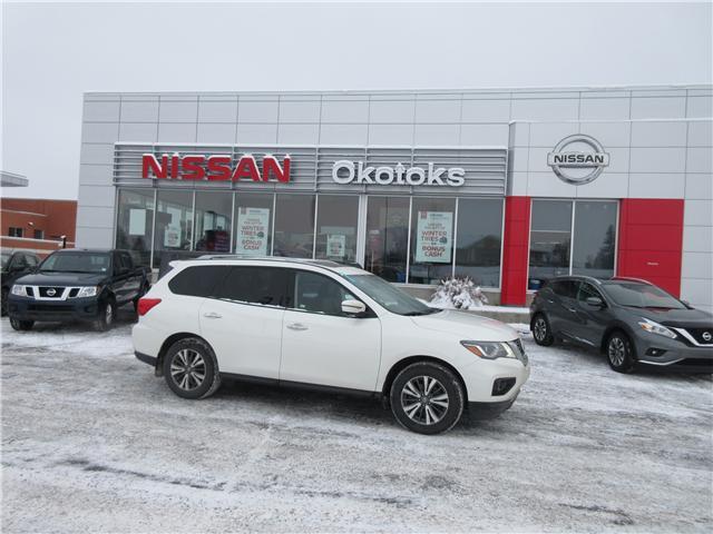 2018 Nissan Pathfinder SL Premium (Stk: 8298) in Okotoks - Image 1 of 28