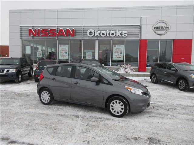 2016 Nissan Versa Note 1.6 SV (Stk: 5372) in Okotoks - Image 1 of 20