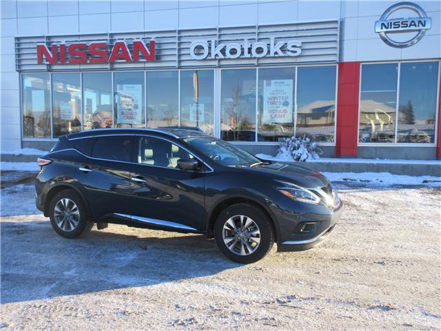 2018 Nissan Murano SL (Stk: 8269) in Okotoks - Image 1 of 27