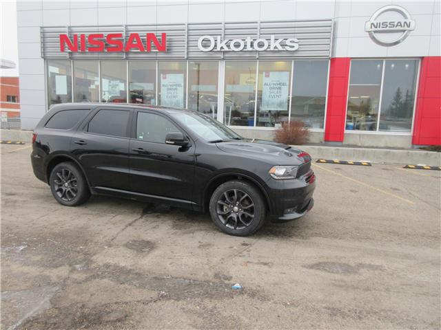 2018 Dodge Durango R/T (Stk: 8299) in Okotoks - Image 1 of 27