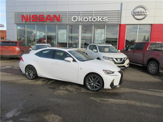 2017 Lexus IS 300 Base (Stk: 8454) in Okotoks - Image 1 of 27