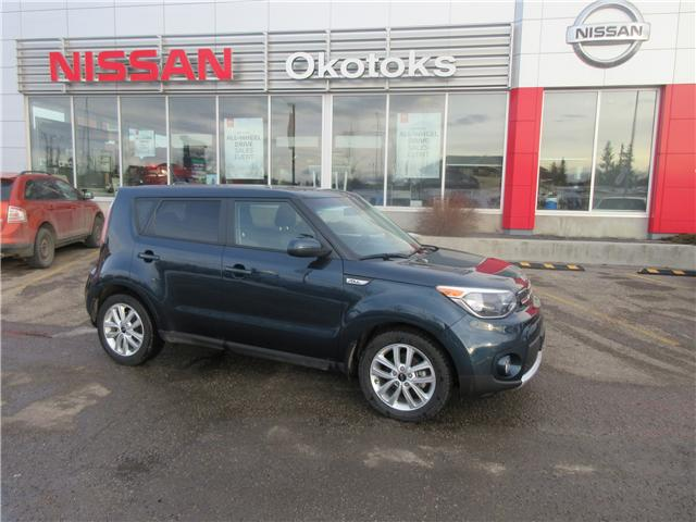 2018 Kia Soul  (Stk: 8297) in Okotoks - Image 1 of 21