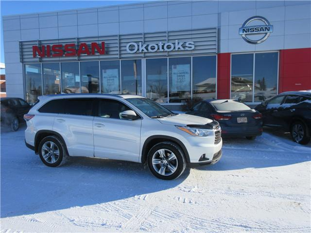 2014 Toyota Highlander Limited (Stk: 8554) in Okotoks - Image 1 of 26