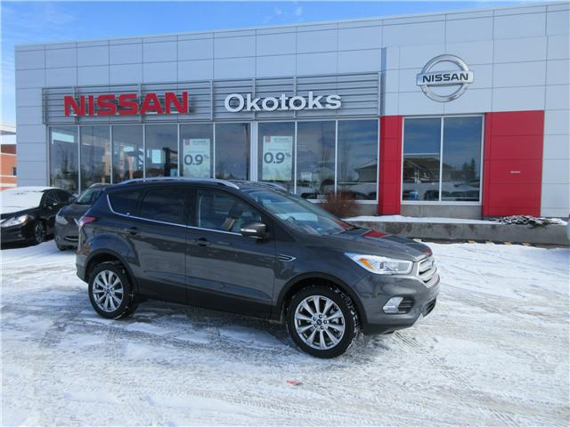 2018 Ford Escape Titanium (Stk: 8522) in Okotoks - Image 1 of 26