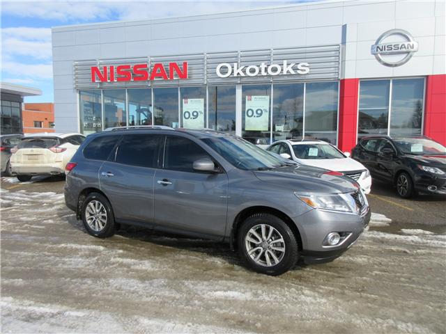 2015 Nissan Pathfinder SV 5N1AR2MM8FC676492 5691 in Okotoks