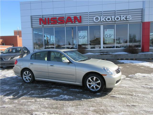 2006 Infiniti G35x Base (Stk: 8578) in Okotoks - Image 1 of 23