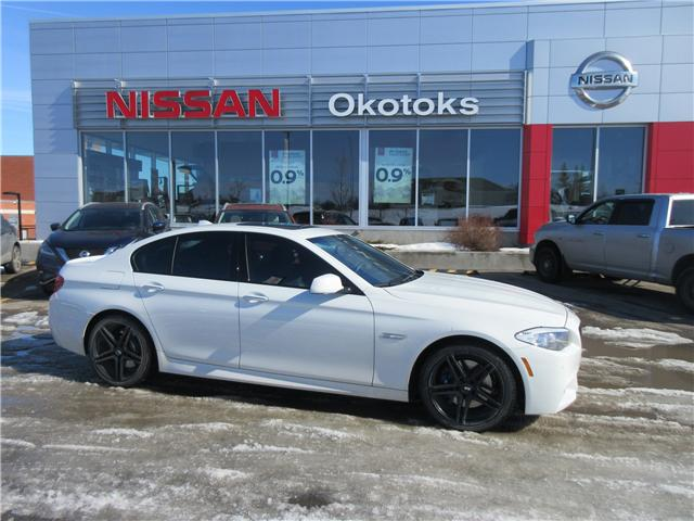 2013 BMW 550i xDrive (Stk: 8479) in Okotoks - Image 1 of 26