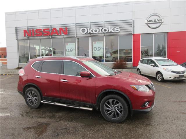 2016 Nissan Rogue SL Premium (Stk: 2790) in Okotoks - Image 1 of 22