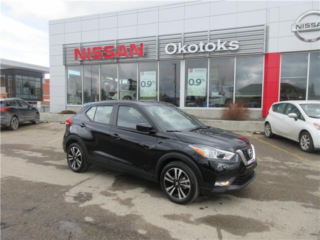 2018 Nissan Kicks SV (Stk: 8653) in Okotoks - Image 1 of 24