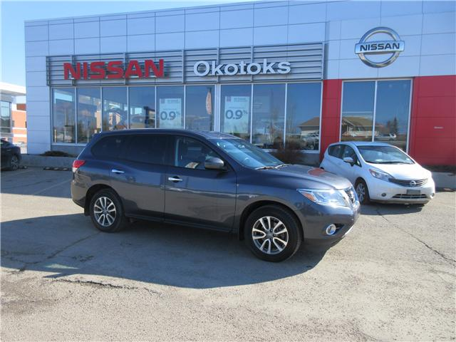 2014 Nissan Pathfinder S (Stk: 8638) in Okotoks - Image 1 of 20