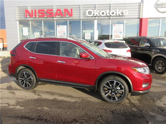 2019 Nissan Rogue SL (Stk: 8627) in Okotoks - Image 1 of 27