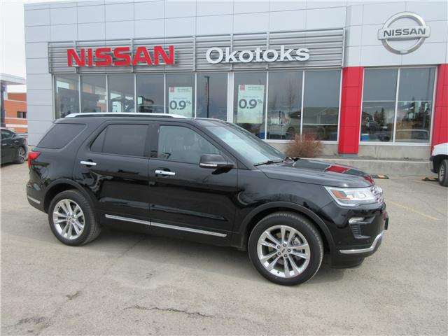 2018 Ford Explorer Limited (Stk: 8675) in Okotoks - Image 1 of 33
