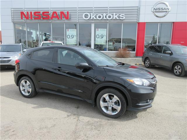 2016 Honda HR-V EX 3CZRU5H53GM102905 8665 in Okotoks