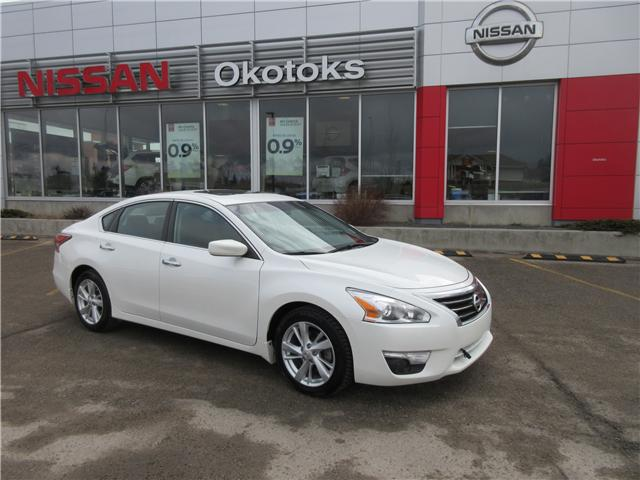 2014 Nissan Altima 2.5 SV (Stk: 4654) in Okotoks - Image 1 of 21