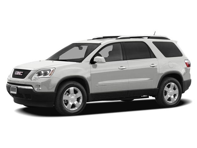 2008 GMC Acadia SLT (Stk: 671) in Okotoks - Image 1 of 2