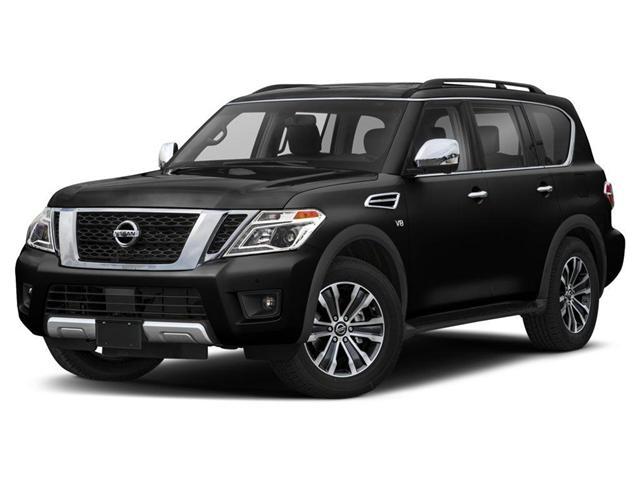 2018 Nissan Armada  (Stk: 8872) in Okotoks - Image 1 of 9