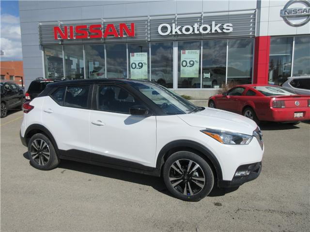 2019 Nissan Kicks SV (Stk: 8755) in Okotoks - Image 1 of 21