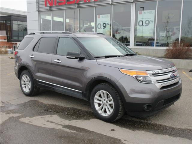 2013 Ford Explorer XLT (Stk: 8622) in Okotoks - Image 1 of 23
