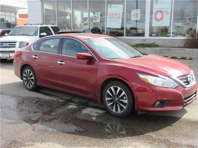2016 Nissan Altima 2.5 SV (Stk: 4671) in Okotoks - Image 1 of 24